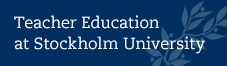Teacher Education at Stockholm University